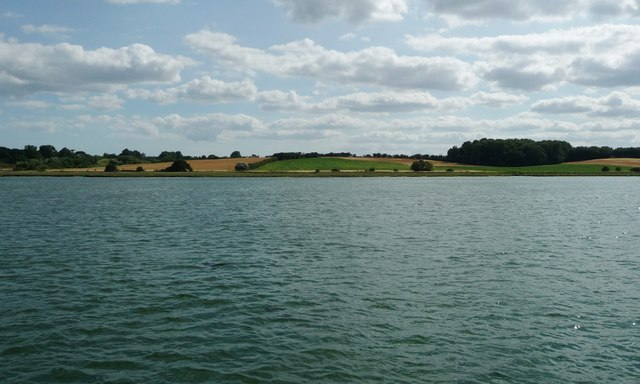 The River Orwell and Alder Carr