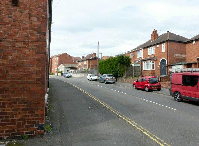 Park Road, Ilkeston