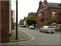 SK4641 : Market Street, Ilkeston by Alan Murray-Rust