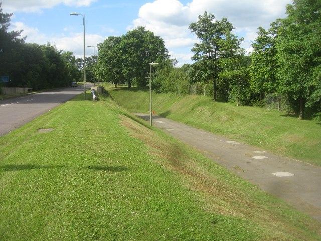 Underpass to Winklebury