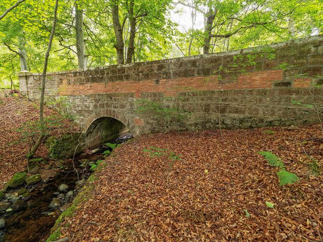 Bridge over the Ballycherry Burn