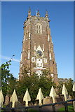 ST0207 : St Andrew's Church tower, Cullompton by Stephen McKay