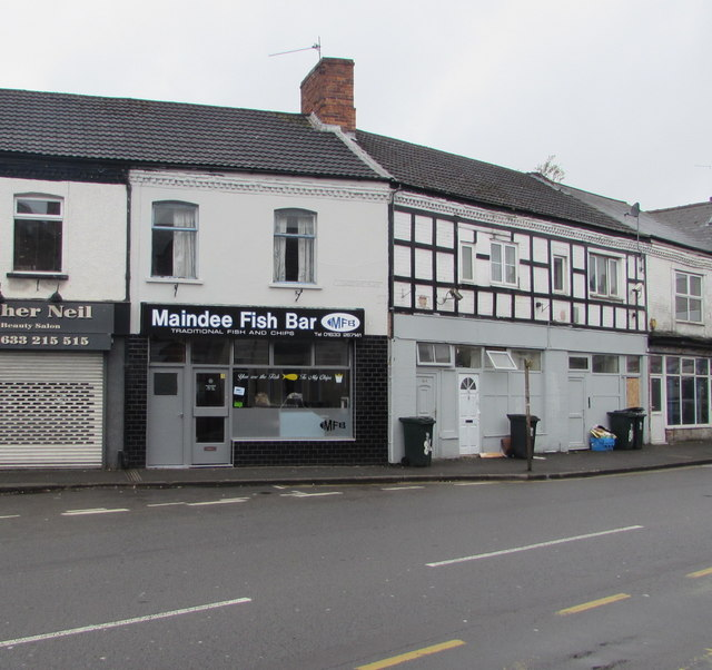 Maindee Fish Bar, Newport