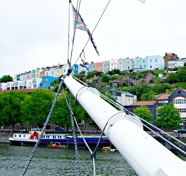 S.S. Great Britain and Hotwells, Bristol