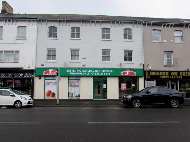 Papa John's Pizza, Maindee, Newport
