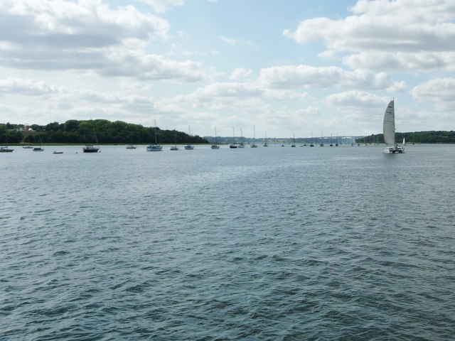 Potter's Reach, River Orwell