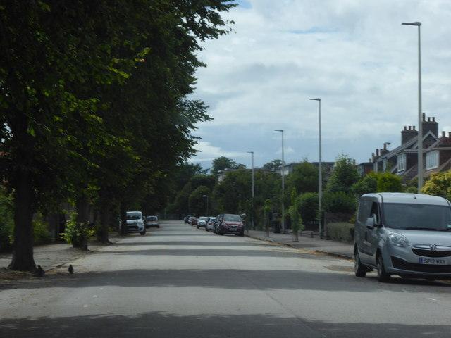 Harlaw Road, Aberdeen