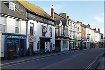 ST0207 : Fore Street, Cullompton by Stephen McKay