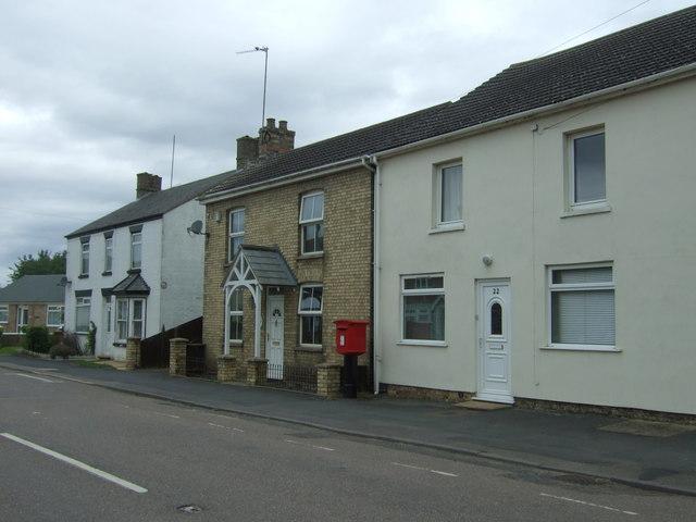 Former Post Office on High Street, Manea