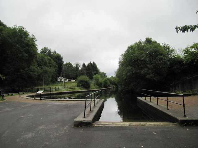 Slipway and Basin on the Neath Canal