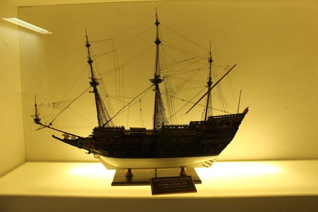 """H.M.S. """"Soveraigne of the Seas"""""""