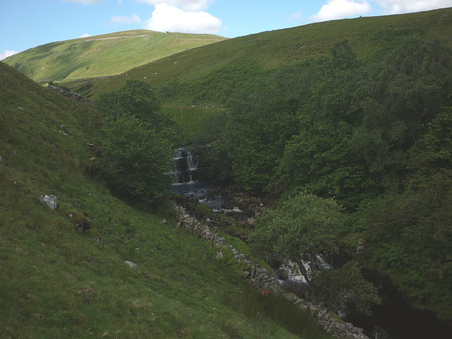 Waterfalls, Cliff Beck