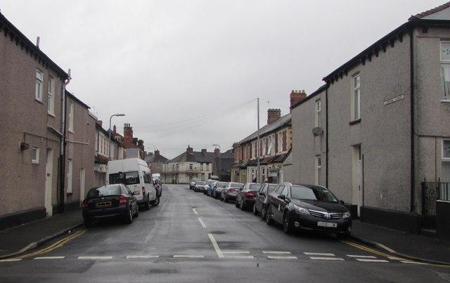 Liverpool Street, Newport