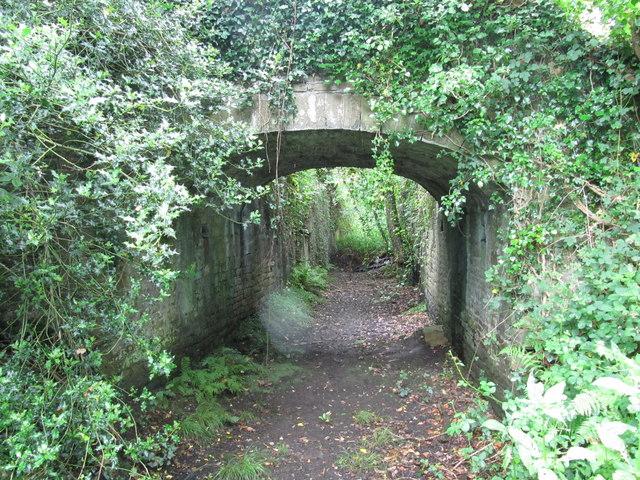 Abergarwed upper lock