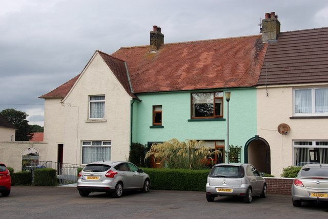 House with a difference, Irvine Road