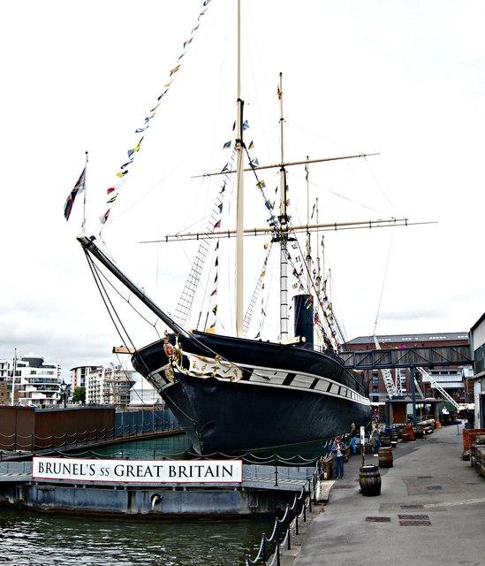 Chatham Wharf Vicinity, Bristol