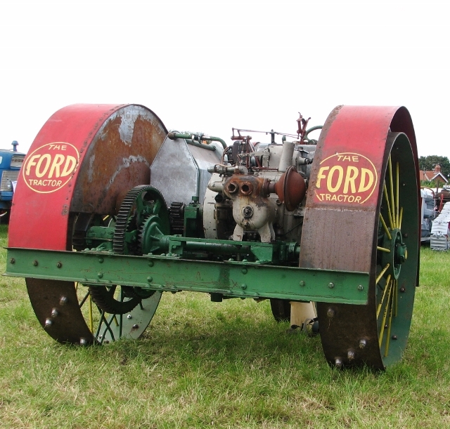 The Ford Tractor