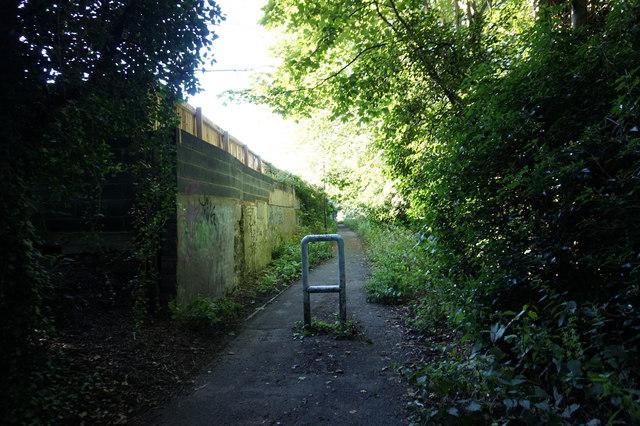 Path towards Fulford