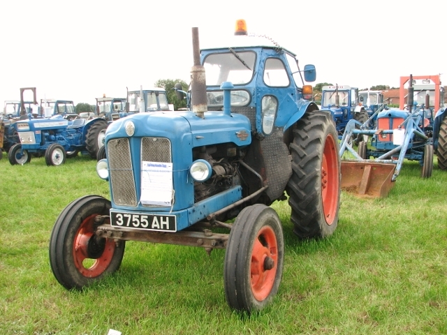 1959 Fordson Power Major tractor