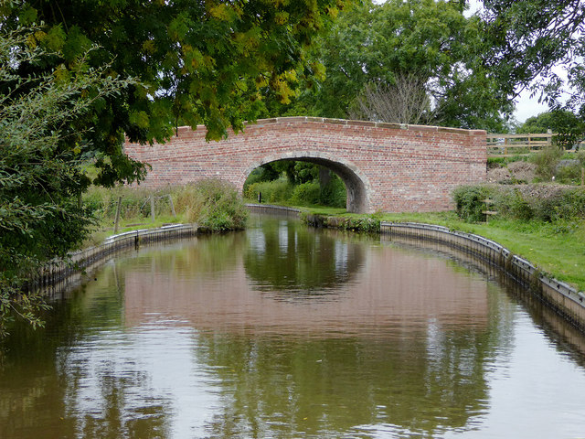 Platt's Bridge near Burland in Cheshire