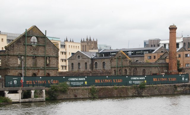 Brandon Yard, Floating Harbour, Bristol