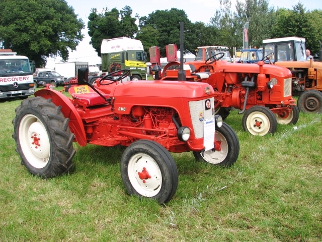 1966 BMC Mini tractor