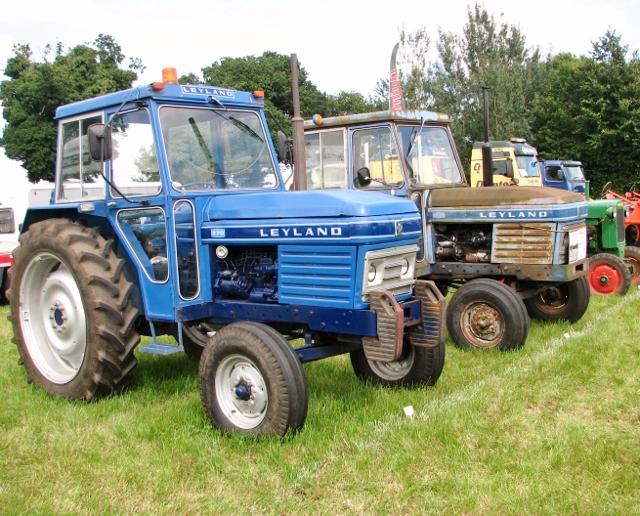Leyland 270 tractors