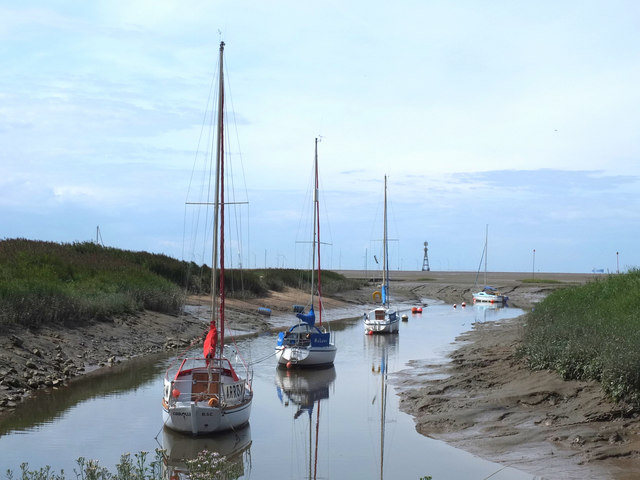 Near the mouth of the River Alt at Hightown