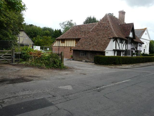 Chessenden House, The Street