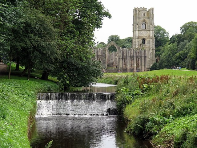 Fountains Abbey & River Skell