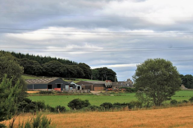 West Mains Steading