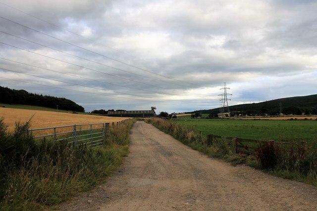 West Mains Road