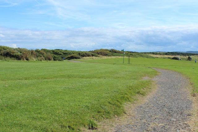 Ayrshire Coastal Path, Irvine