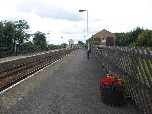 Ancaster station