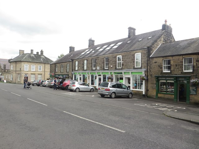 Bellingham, Northumberland