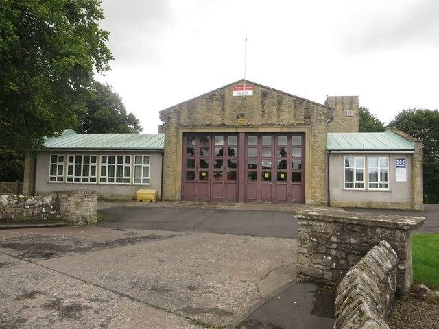 Fire station, Bellingham
