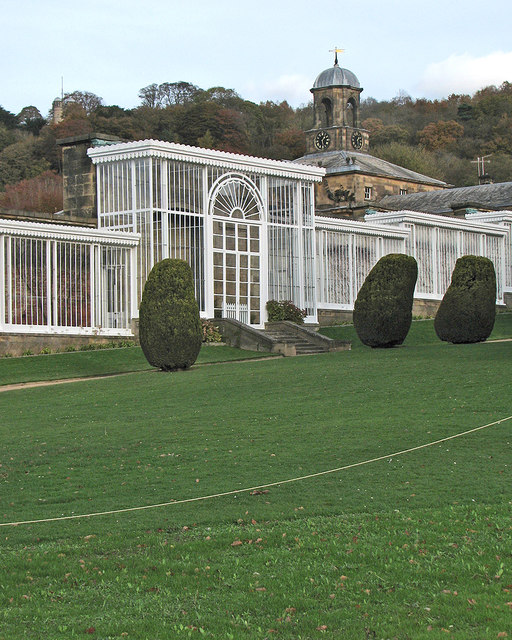 Chatsworth: Paxton's Conservative Wall