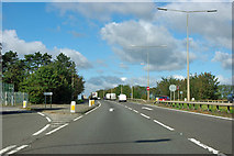 TF0502 : A1 northbound, Wittering by Robin Webster