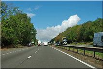TF0700 : A1 northbound near Thornhaugh by Robin Webster