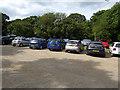 SE2741 : Eastern car park, Golden Acre Park by Stephen Craven