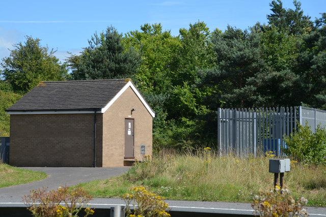 Sedgemoor : Electricity Substation