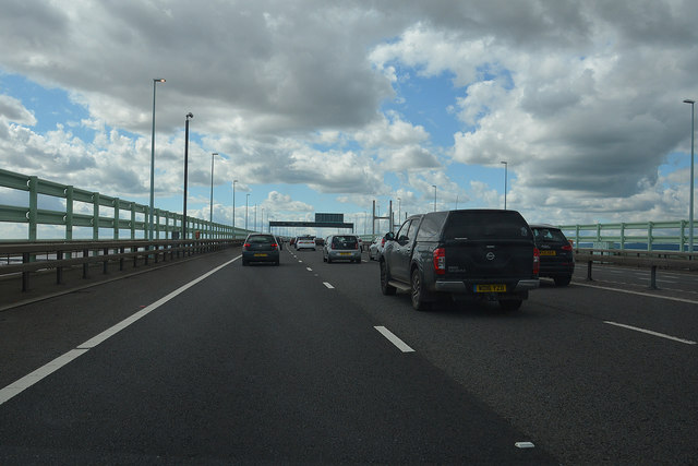 South Gloucestershire : The M4 Motorway