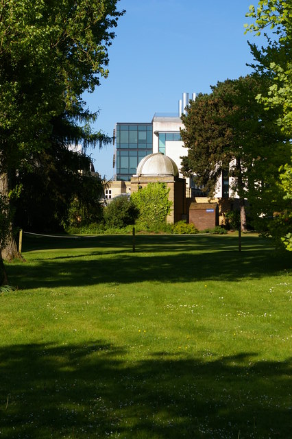 Observatory in the University Parks