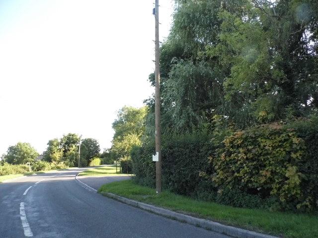 Brill Road, Boarstall