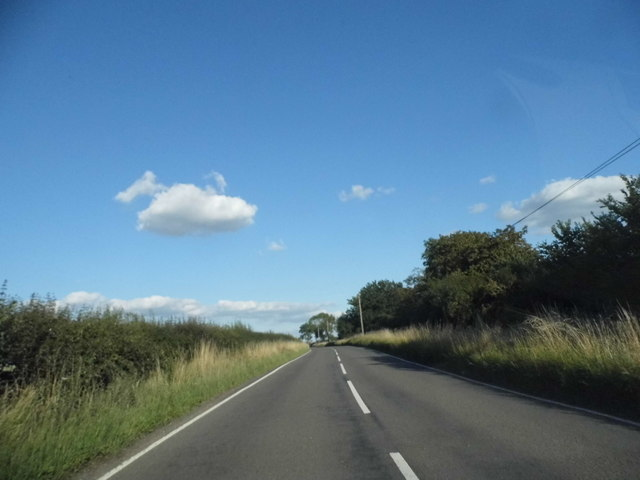 Bicester Road south of Oakley