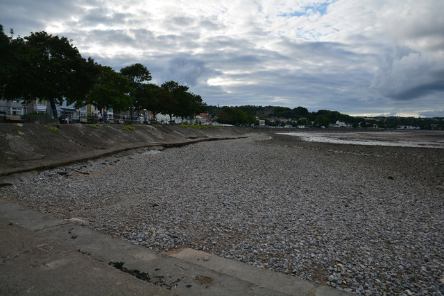 The Mumbles : Pebble Beach