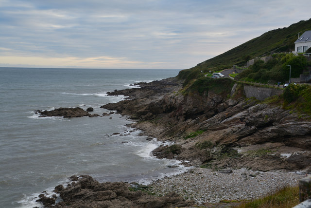 The Mumbles : Limeslade Bay