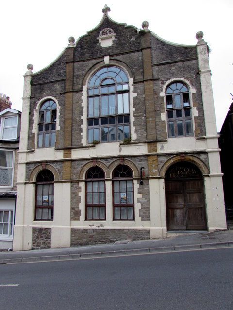 Old Picture House, Northfield Road, Ilfracombe