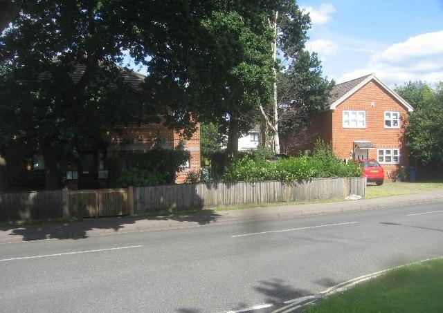 Cherrywood Road houses