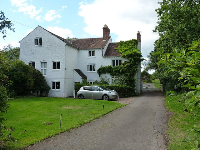 Ercall Mill House